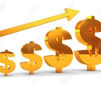 4693148-3d-illustration-of-raising-dollar-signs-and-arrow